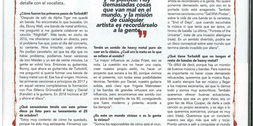 ESP La Heavy – Nr417 – Story